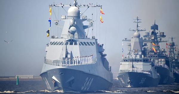 7 ngày 'rúng động' thế giới: Những tinh hoa quân sự Nga khuynh đảo toàn cầu
