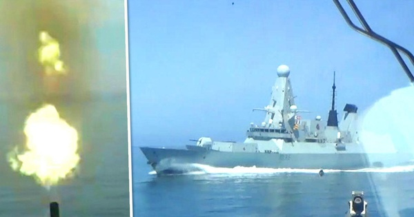 Nga đánh chìm tàu chiến Anh: Nếu không phải Thế chiến III thì điều gì sẽ xảy ra?