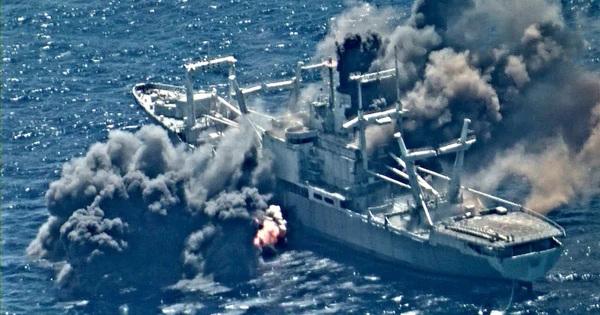Dân mạng Trung Quốc hô hào Nga đánh chìm tàu chiến NATO: Cứ đùa với lửa đi và đón cái kết hủy diệt!
