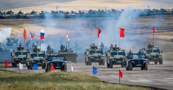 Nga-Trung Quốc và 4 điều chưa từng có: Đích thân tướng Shoigu góp mặt, Mỹ-NATO lạnh gáy