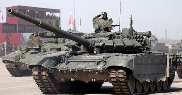 Xem 'ma tốc độ' T-72B3 của Nga phô diễn 'tuyệt đỉnh công phu'