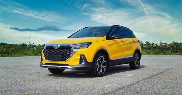 Qua thời 'hot trend', BAIC X55 giảm còn 508 triệu, đấu MG ZS dù ngang kích thước Hyundai Tucson