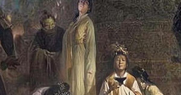 """Hoàng đế Trung Hoa qua đời """"đem theo"""" người sống vào lăng mộ, họ có thể sống được bao lâu?"""