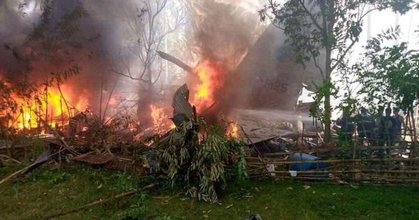 Li kì lời kể người sống sót trong vụ rơi máy bay chở quân đội Philippines