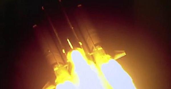 Trung Quốc phóng biệt đội tên lửa 900 tấn vào không gian: Tiếp tục thách thức sức mạnh Mỹ?