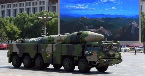Cuộc chạy đua tên lửa đang nóng lên khắp châu Á