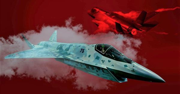 Su-75 là tuyệt chiêu