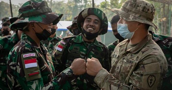 Mục đích của Mỹ và Indonesia khi tổ chức cuộc tập trận chung lớn chưa từng có