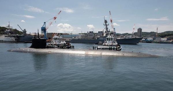 Mỹ triển khai cả ba tàu ngầm mạnh nhất tới Thái Bình Dương? - gi�� v��ng h��m nay