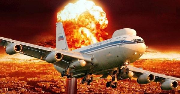 """Trong lúc nước sôi lửa bỏng: Ông Putin cần """"máy bay ngày tận thế"""" để làm gì? - gi�� v��ng h��m nay"""