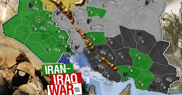 Chiến tranh Iran - Iraq: Baghdad tấn công Tehran - Cuộc xung đột vô cùng khủng khiếp