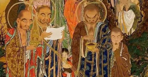 Phóng to 30 lần bộ tranh 700 tuổi, dân mạng Trung Quốc ngỡ ngàng vì một 'món đồ hiện đại': Thời nay nhà nào cũng có!