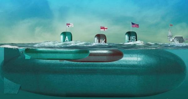 Liên minh mới AUKUS - tiền đề cho một NATO ở Thái Bình Dương