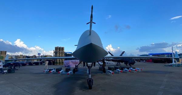 Trung Quốc trình làng UAV trinh sát-tấn công mới: