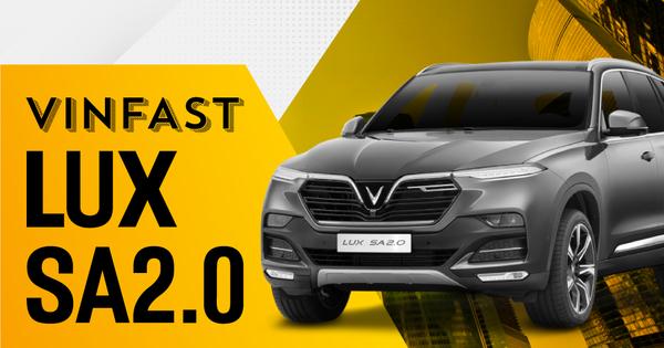 VinFast Lux SA2.0 có thứ khiến đầu xe nát bét mà khoang lái vẫn 'vô sự', chất Việt trên xe còn ấn tượng hơn!