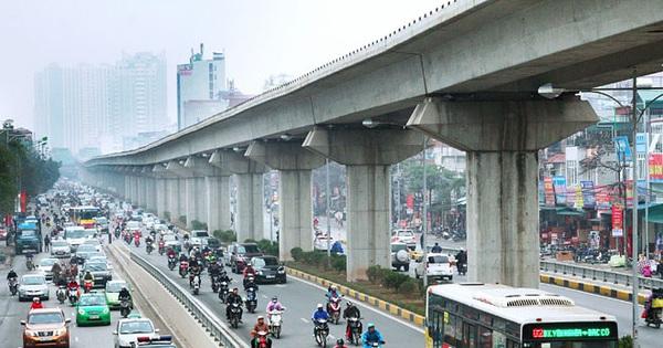 Dự án đường sắt Cát Linh – Hà Đông lại chậm tiến độ vì thiếu vốn