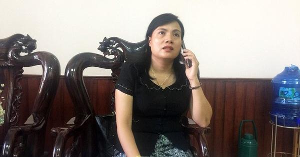 Quảng Trị: Phó chủ tịch huyện đi giao lưu trước siêu bão bị nữ Bí thư gọi về