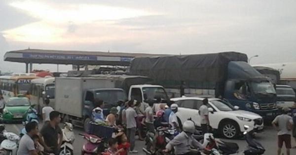 Chủ tịch Hưng Yên yêu cầu công an xử lý nghiêm việc gây rối, kích động ở trạm thu phí QL5