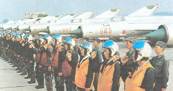 Tình trạng lạc hậu đến khó tin của Không quân Triều Tiên