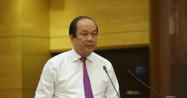 """Bộ trưởng Mai Tiến Dũng: Việc công bố kết luận thanh tra vụ """"biệt phủ"""" Yên Bái đã quá hạn"""