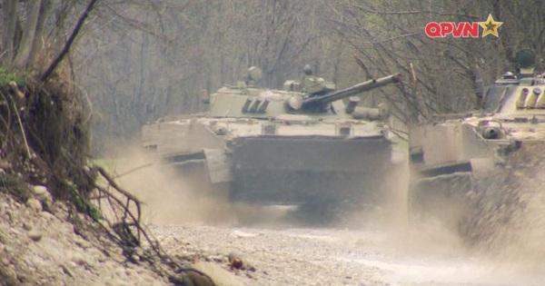 Xe bọc thép BMP-3 – Phần 1