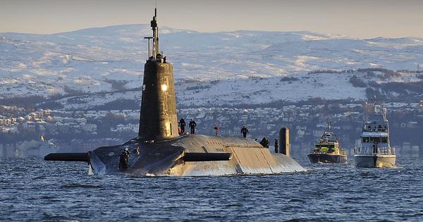 Những vũ khí hạt nhân của Anh có thể dễ dàng xóa sổ một quốc gia