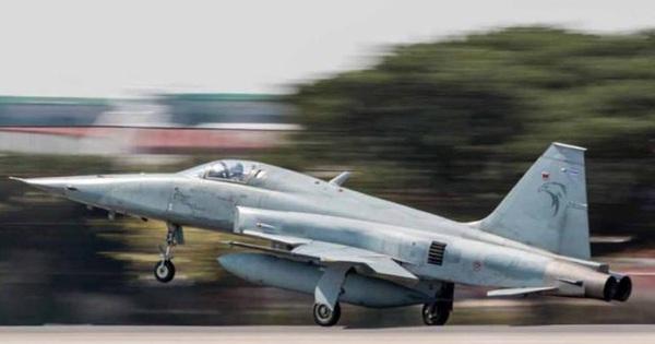 Israel nâng cấp tiêm kích F-5 cho một khách hàng châu Á giấu tên