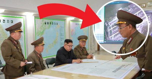 Triều Tiên dùng ảnh vệ tinh từ… 6 năm trước cho kế hoạch tấn công Guam