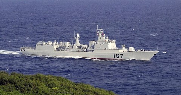 Nga – Trung Quốc phô diễn sức mạnh hải quân giữa căng thẳng tại Triều Tiên