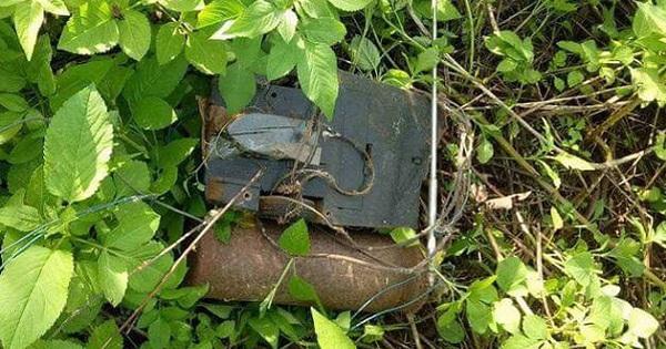 Hội trường thôn ở Đắk Lắk bị cài mìn