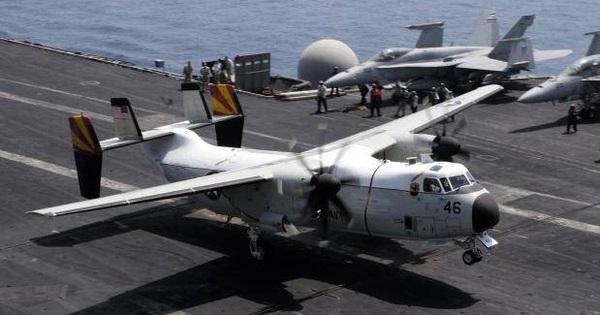 Máy bay quân sự Mỹ vừa chở theo 11 người rơi xuống biển là loại gì?