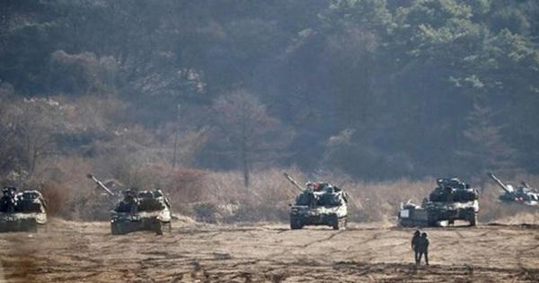 """Triều Tiên gọi cuộc tập trận chung Mỹ-Hàn là hành động """"liều lĩnh"""""""