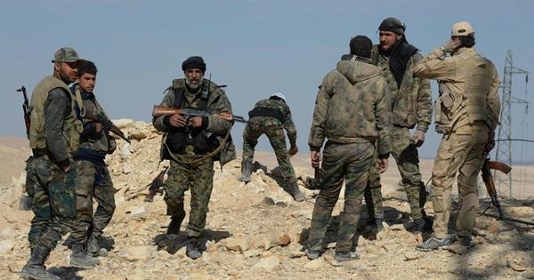 """""""Hổ Syria"""" trả thù IS khủng khiếp vì thất bại của quân chính phủ"""