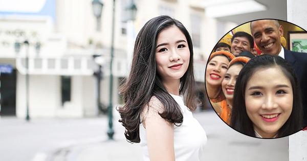 Hoàng Hậu Phương Đông: Từ cô bạn có cái tên lạ đến nữ sinh tài năng được bắt tay cựu tổng thống Mỹ Obama