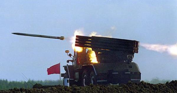 Vũ khí cơn mưa tên lửa của Nga biến mọi mục tiêu thành tro bụi