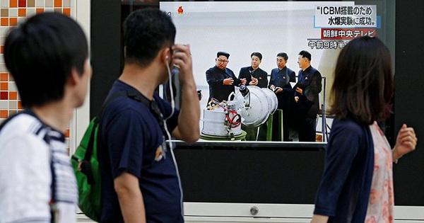 Chuyên gia Nga tiết lộ giả thiết chấn động về bom nhiệt hạch Triều Tiên