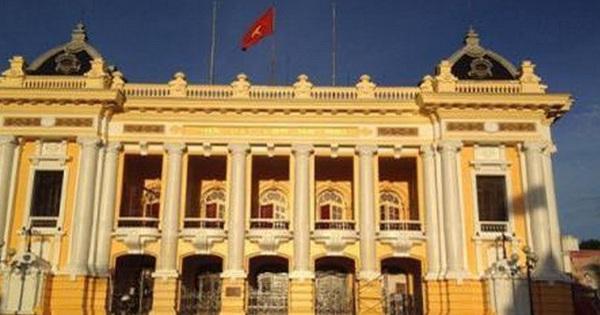 Ra mắt công trình thăm quan ảo Nhà hát Lớn Hà Nội