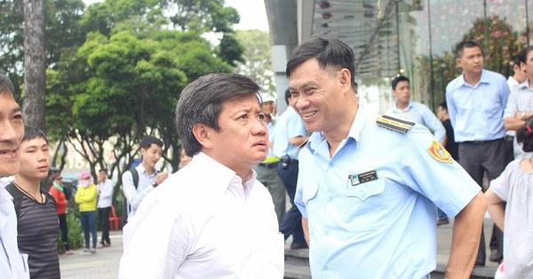 Để vỉa hè nhếch nhác, chủ tịch phường bị ông Đoàn Ngọc Hải đề xuất hạ chức