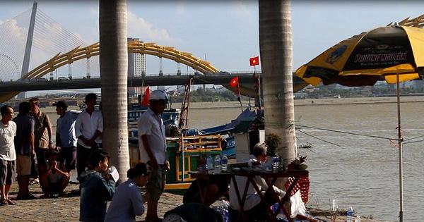 Cần thủ ở Đà Nẵng mất tích khi đang câu cá trên sông Hàn