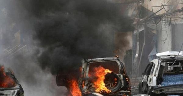 Quân đội Mỹ không kích phiến quân al-Shabab tại Somalia