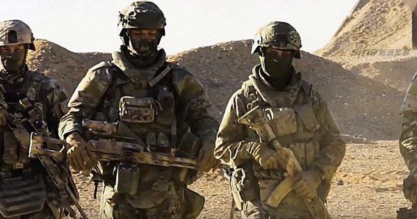 Nga tung hoành tại Syria: Mỹ ớn nhất lính đặc nhiệm