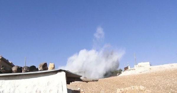 Người Kurd Syria bắn hạ xe thiết giáp Thổ Nhĩ Kỳ, 2 binh sĩ thiệt mạng