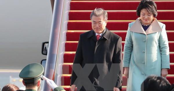 Trung Quốc mở cuộc điều tra về vụ hành hung phóng viên Hàn Quốc