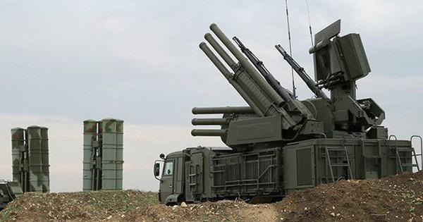 """Nga không rút """"rồng lửa"""" S-400 và Pantsir khỏi Syria"""