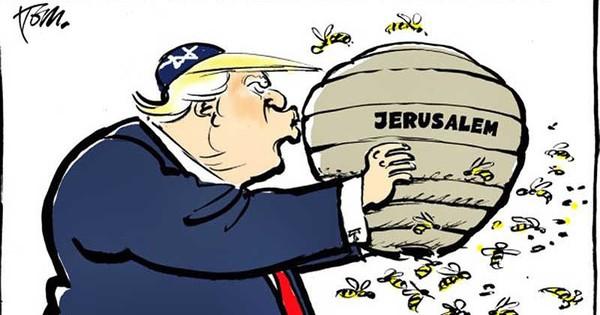Luật pháp quốc tế nói gì về Jerusalem?
