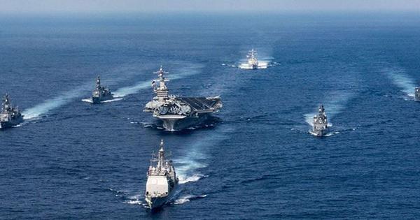 Hải quân Mỹ sẽ gia tăng sự hiện diện khắp bán đảo Triều Tiên