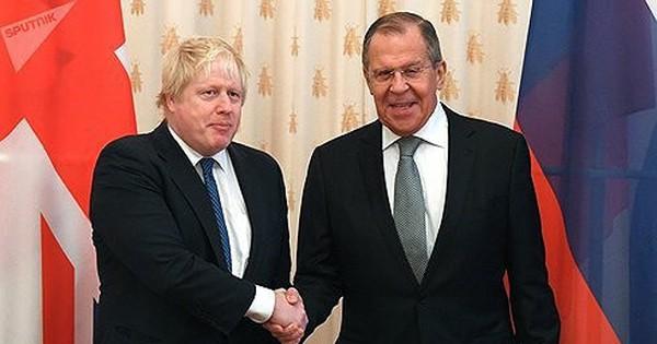 Nga và Anh sẵn sàng đưa mối quan hệ ra khỏi ngõ cụt 
