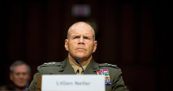 Tư lệnh Lính thủy đánh bộ Mỹ cảnh báo binh sỹ sắp xảy ra chiến tranh