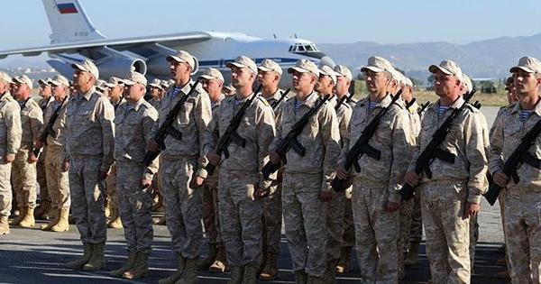 Nga chuyển quân từ Syria sang Ai Cập?