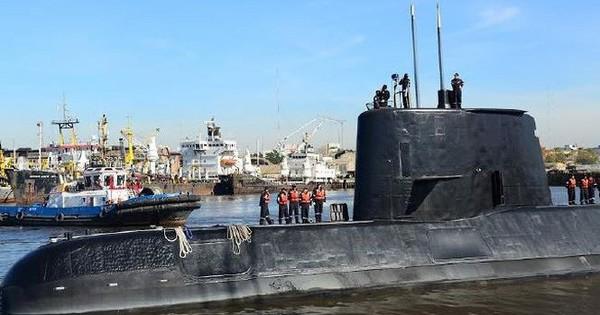 Tàu ngầm Argentina mất tích: Hải quân Mỹ phát hiện vật thể khả nghi  Thế giới